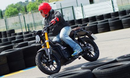 Fotos presentación motos eléctricas NUUK 2018 MotorADN (27 imágenes)
