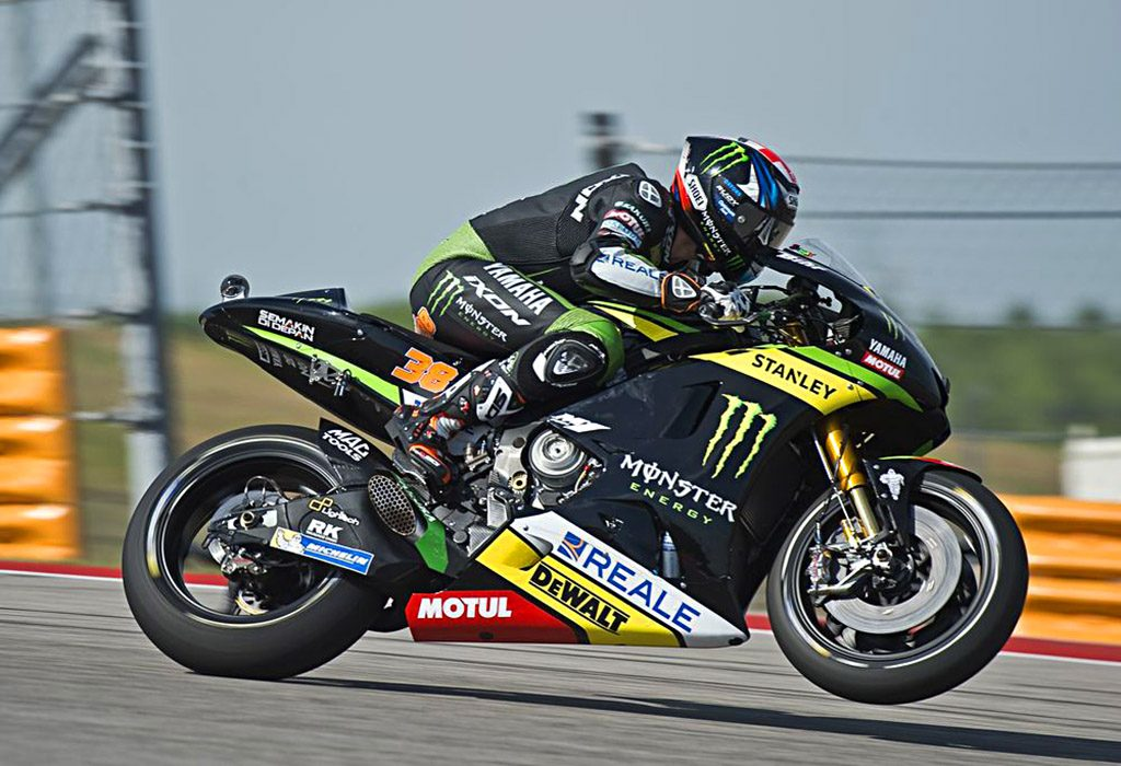 Yamaha Monster MotoAmerica 2