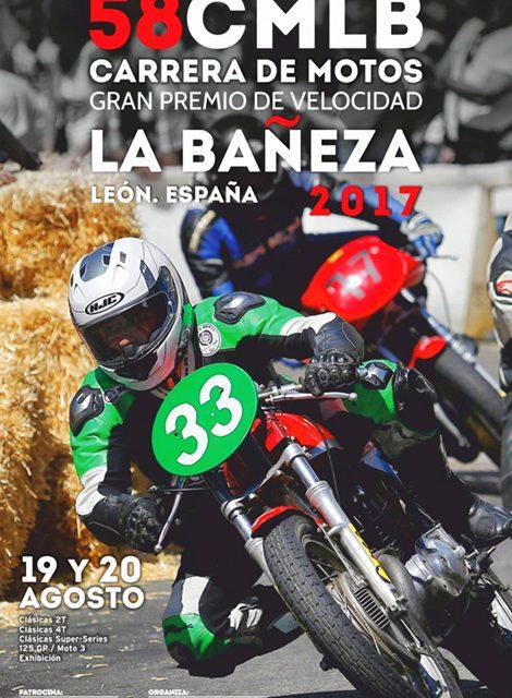 GP DE VELOCIDAD LA BAÑEZA 2018: ¡VEN A LAS CARRERAS AUTÉNTICAS!