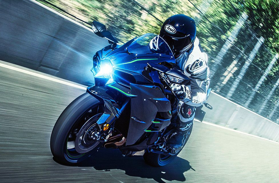 Kawasaki H2 Ninja 2019: ¡Más potencia, más de todo!