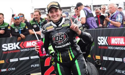 ANA CARRASCO ¿CAMPEONA DEL WORLD SSP300 EN PORTIMAO?