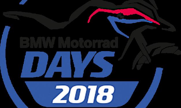 BMW Motorrad Days 2018: la última concentración del verano.