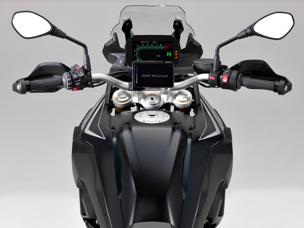 BMW R 1250 RT y GS 2019. Nuevo boxer MotorADN (605)