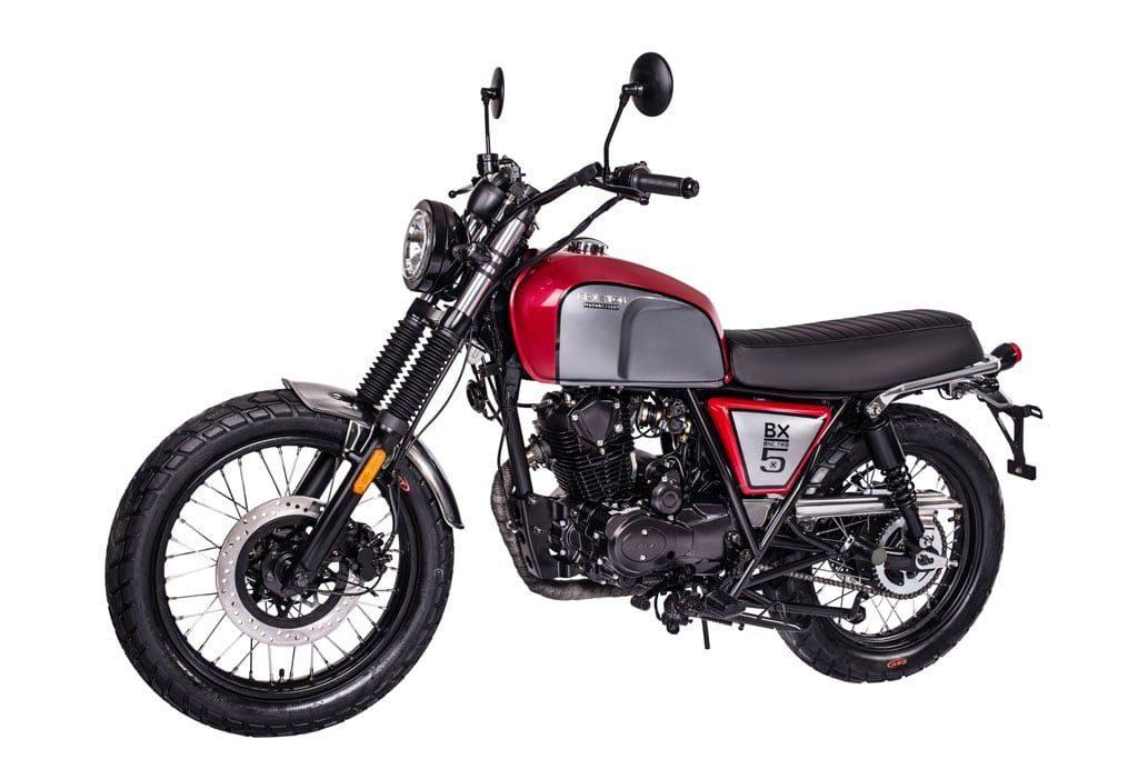 Brixton BX 125X 2018 MotorADN (31)