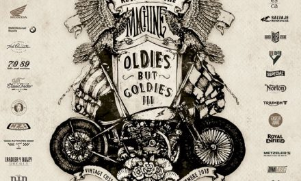 OLDIES BUT GOLDIES III: A LA TERCERA…