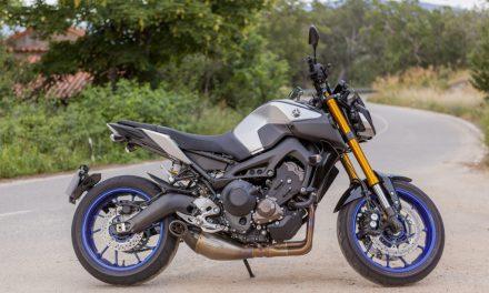 Ficha técnica Yamaha MT-09 SP 2018