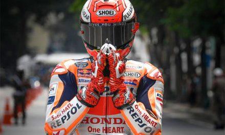 MOTOGP TAILANDIA 2018: ¿Márquez campeón? ¡Amen!