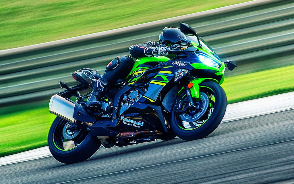 Kawasaki ZX-6R 2019: NINJA IS BACK