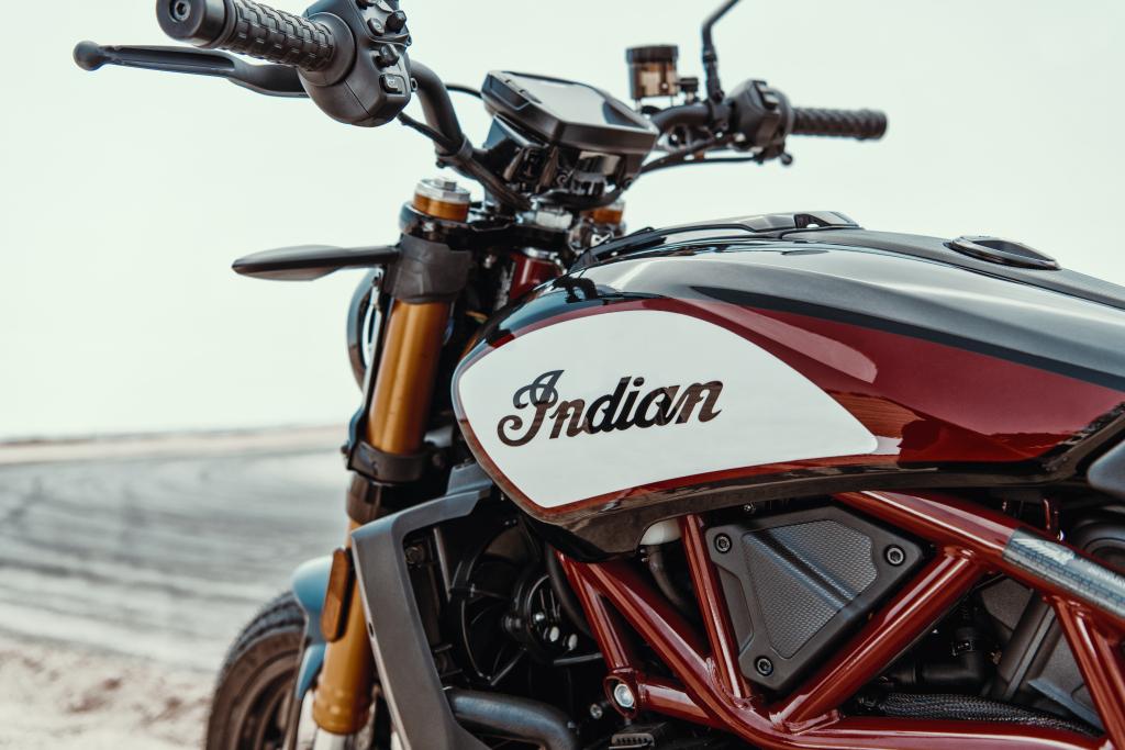 Novedades 2019, Indian FTR 1200 & FTR 1200 S 2019 (7)