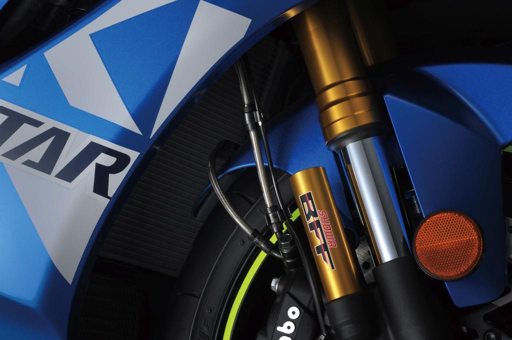 Novedades 2019. Suzuki GSXR 1000 2019 (2)