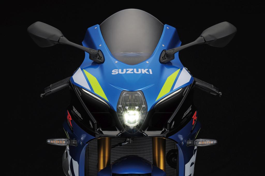 Novedades 2019. Suzuki GSXR 1000 2019 (3)