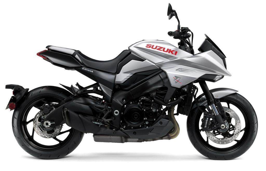 Novedades 2019. Suzuki Katana (2)