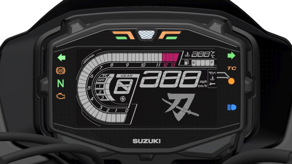 Novedades 2019. Suzuki Katana (30)