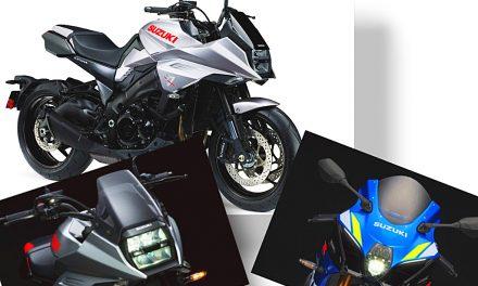 Novedades Suzuki 2019: Katana, GSXR 1000 Y RM Z250. Como decíamos ayer…