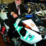 Pere Navarro, director de la DGT, ataca a los motoristas… de nuevo
