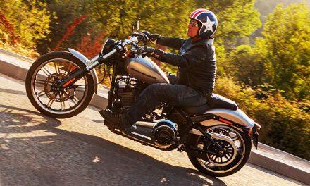 Fotos Harley Breakout 114 2018 prueba MotorADN.com