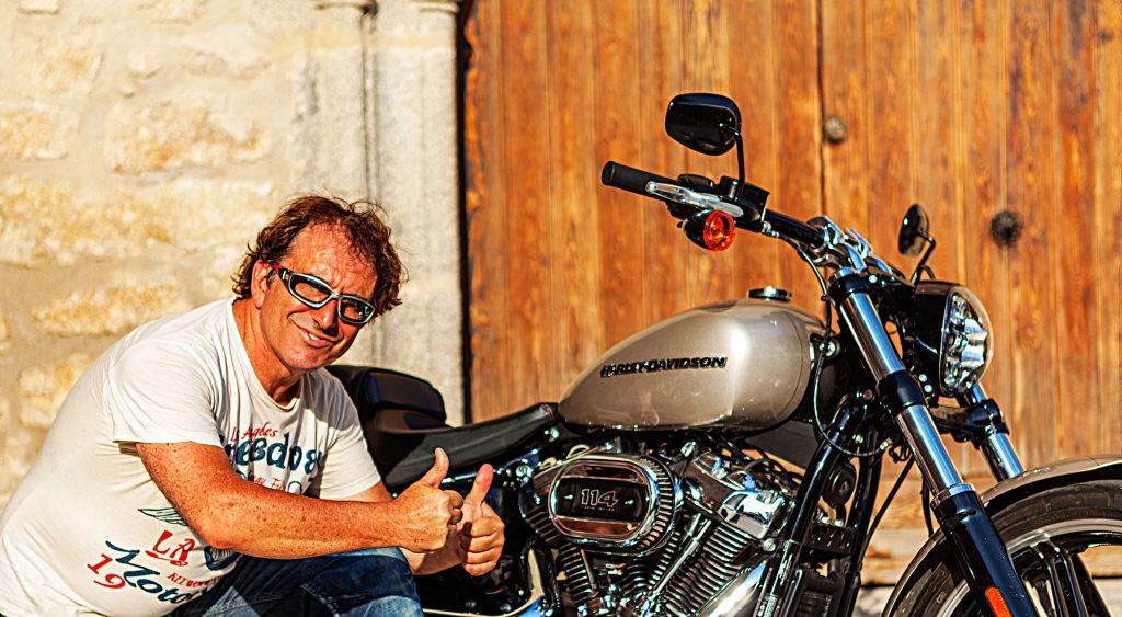 Prueba Harley Breakout 114 2018 MotorADN (2)