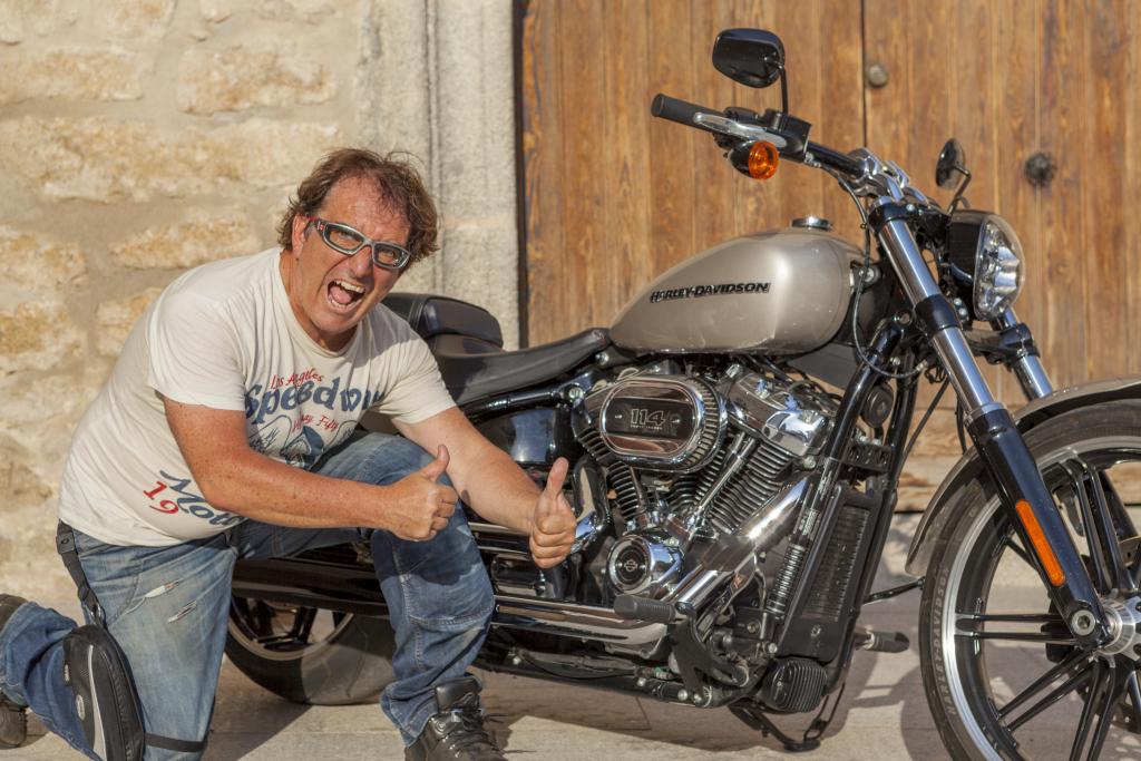 Prueba Harley Breakout 114 2018 MotorADN (59)