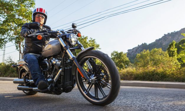 Prueba Harley Davidson Breakout 114 2018: La evasión de Milwaukee