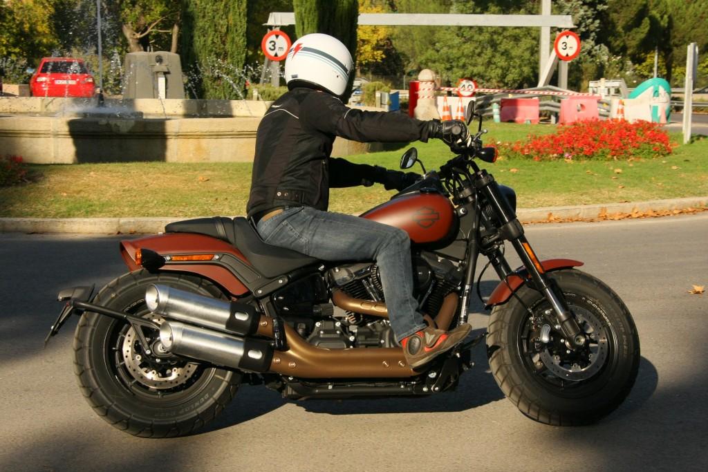 Prueba Harley Davidson Fat Bob 2017 MotorADN (26)