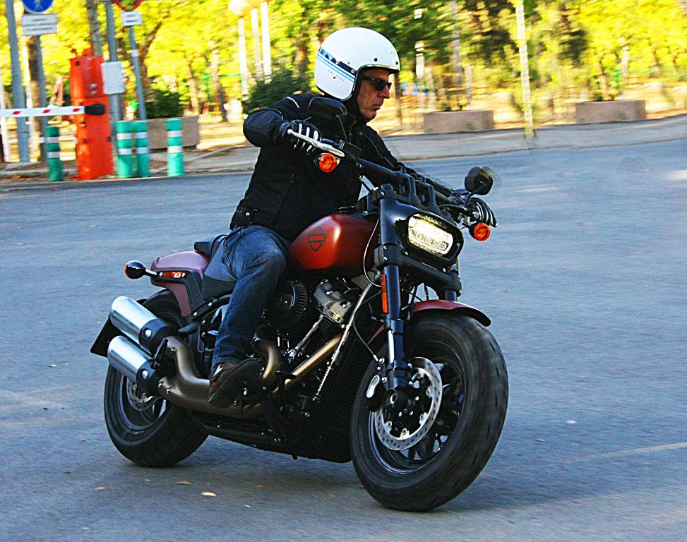 Prueba Harley Davidson Fat Bob 2017 MotorADN (29)