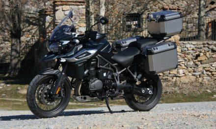 Fotos PRUEBA TRIUMPH TIGER 1200 XCA 2018 MotorADN