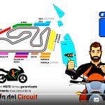 VIDEO MotoGP Valencia 2018: ¡cuidado con los accesos!
