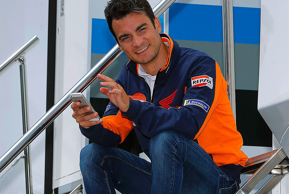 VIDEO DANI PEDROSA, ¡ADIÓS!