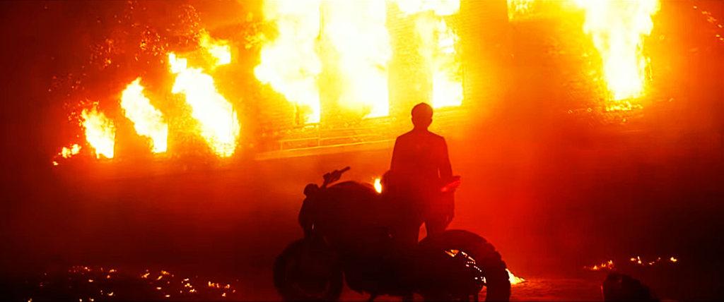 Ducati Monster en Millennium, lo que no te mata te hace más fuerte (1)