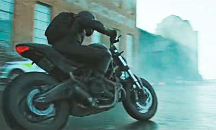 Fotos Ducati Monster en Millenium, lo que no te mata te hace mas fuerte