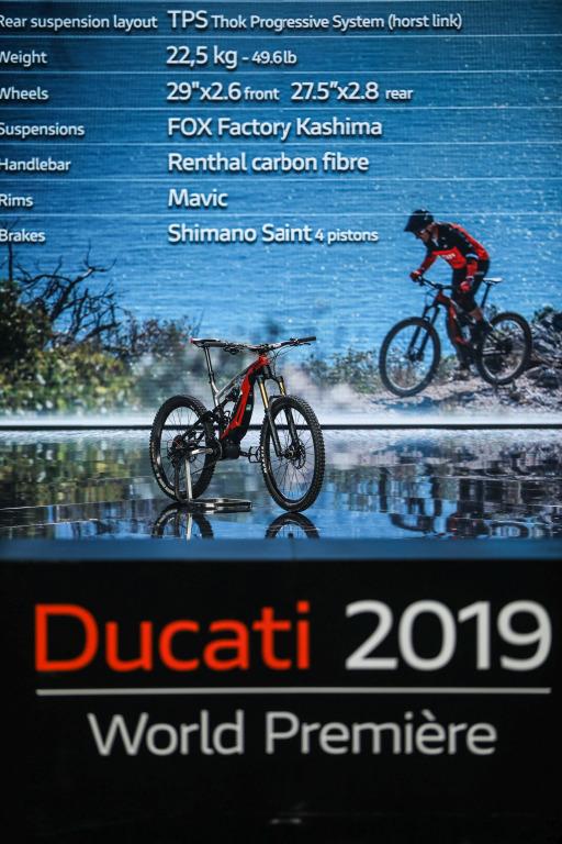 Ducati novedades salón Milán 2018 (14)