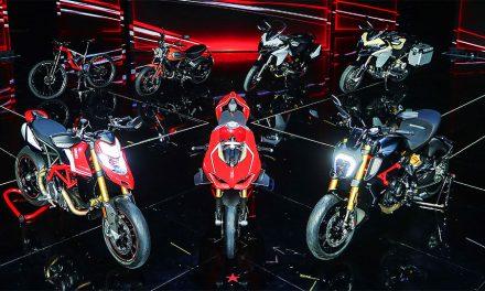 Fotos Ducati novedades salón Milán 2018