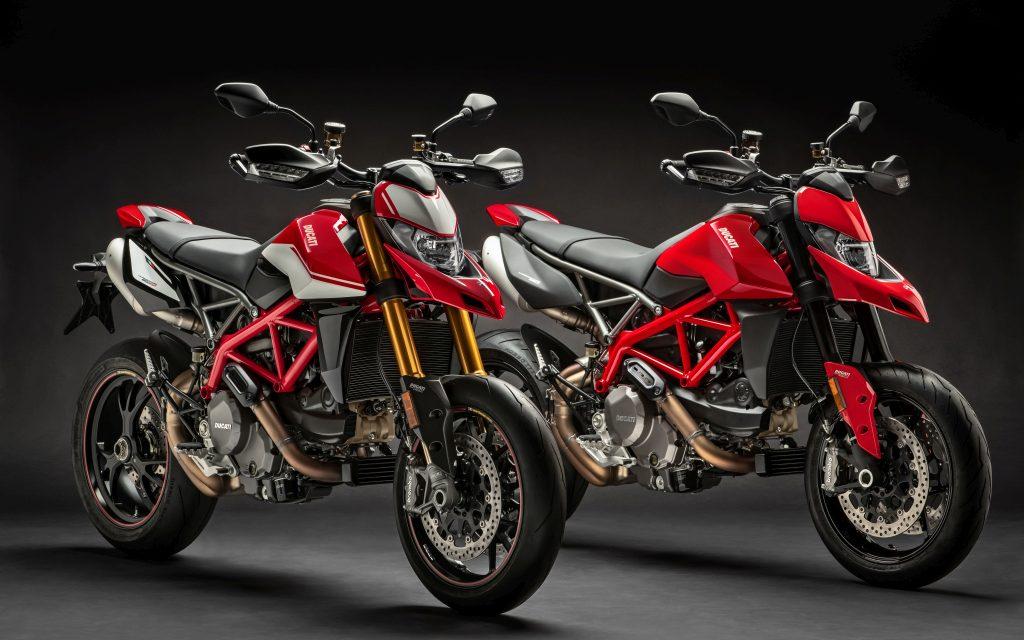 MOTOS 2019: ¡HYPERATAQUE DE DUCATI  EN EL SALÓN DE MILAN! Ducati Hypermotard 950