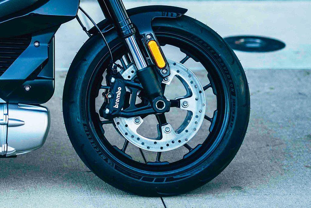 Harley Davidson LiveWire Milan 2018 (3)