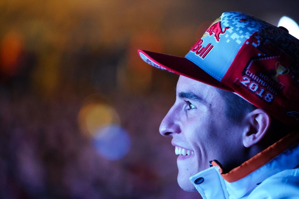 Marquez fiesta 2018 en Cervera 7º Mundial (5)