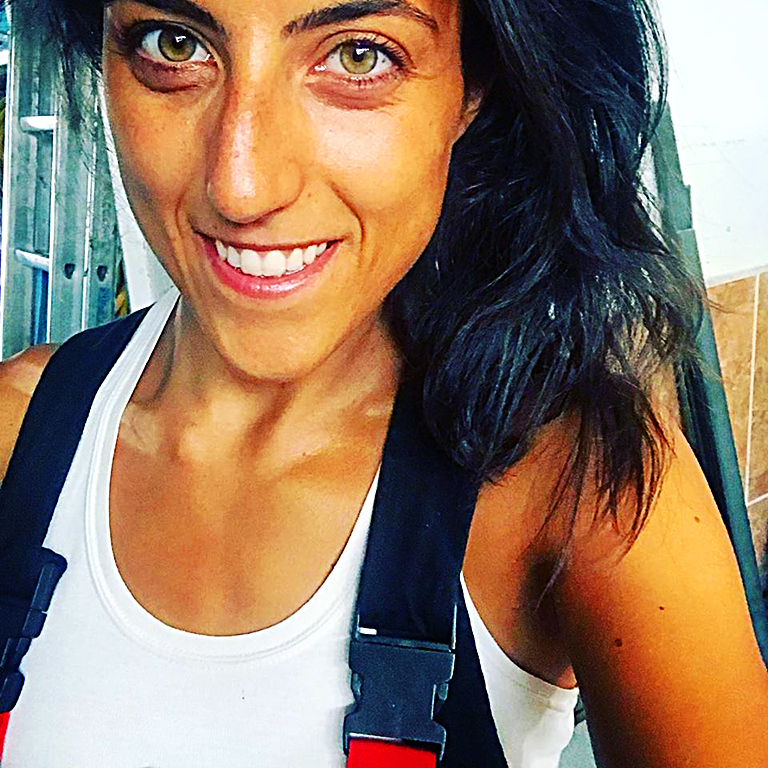Sara Garcia Rallye Dakar
