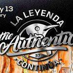 CONCENTRACIÓN LA LEYENDA CONTINUA 2019: ¡ESTE ES EL PROGRAMA!