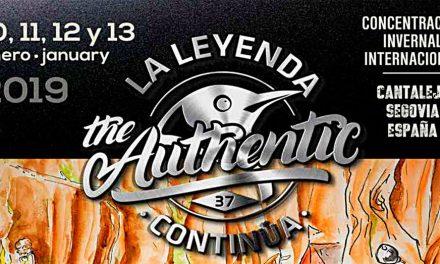 Fotos concentración La Leyenda Continúa 2019