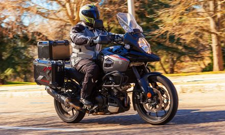 Fotos SUZUKI STROM 1000 ADVENTURE 2019