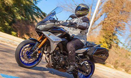 Fotos Yamaha Tracer 900 GT 2019