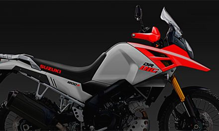 Suzuki DR BIG 1000 :¿REMEMBER anti HONDA AFRICA TWIN?