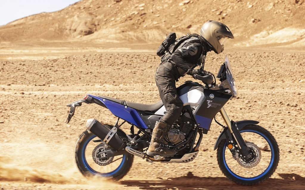 YAMAHA SUPER TÉNÉRÉ 700: LA NUEVA SUPERTRAIL MEDIA, YA DISPONIBLE.