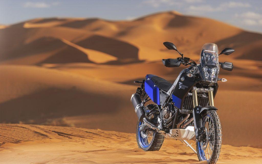 FOTOS  Yamaha SuperTeneré 700 2020 Prueba