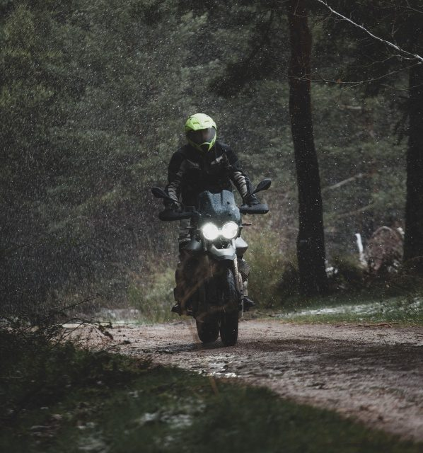 Fotos Moto Guzzi V85 TT 2019