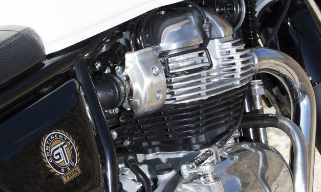 Fotos presentación Royal Enfield Continental GT 650 2019  MotorADN