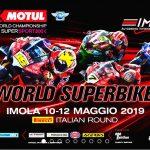 HORARIO MUNDIAL SUPERBIKES WORLDSBK 5º . IMOLA, ITALIA.