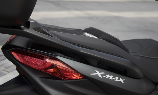 Fotos  YAMAHA XMAX IRON MAX 300: La presentación.