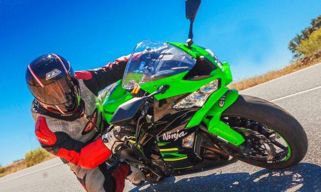 PRUEBA Kawasaki Ninja ZX-6R 2019 KRT Edition: Soy un Linterna Verde