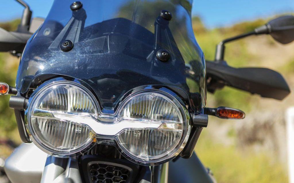 Fotos prueba Moto Guzzi V85 TT 2019