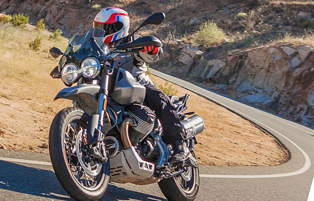 Prueba Moto Guzzi V85TT 2019: TRAIL, VINTAGE, DISEÑO